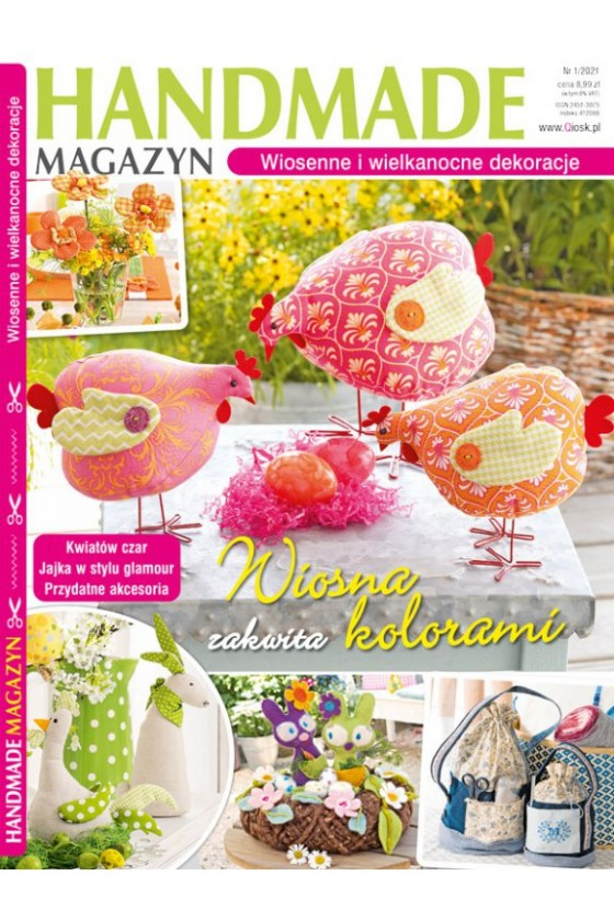 Handmade Magazyn 1/2021