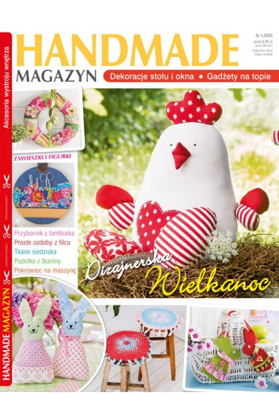 Handmade Magazyn 1/2020