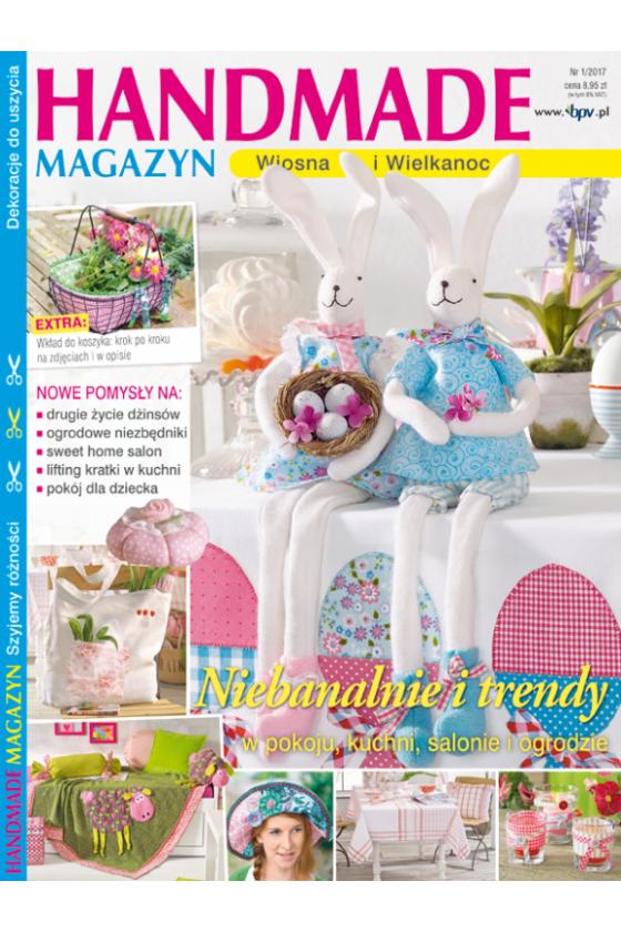 Handmade Magazyn 1/2017