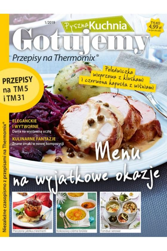 Pyszna Kuchnia 1/2019
