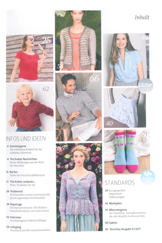 The Knitter 30/2017
