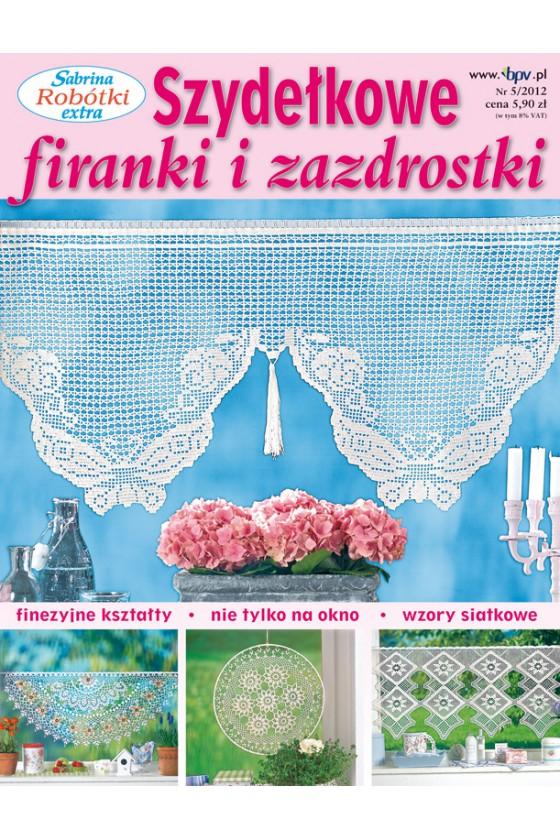 Sabrina Robótki Extra 5/2012